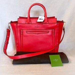 ♠️ Kate Spade Claremont Drive Marcella 2-Way Tote